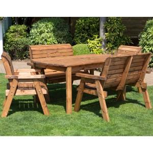 wooden garden chairs  85