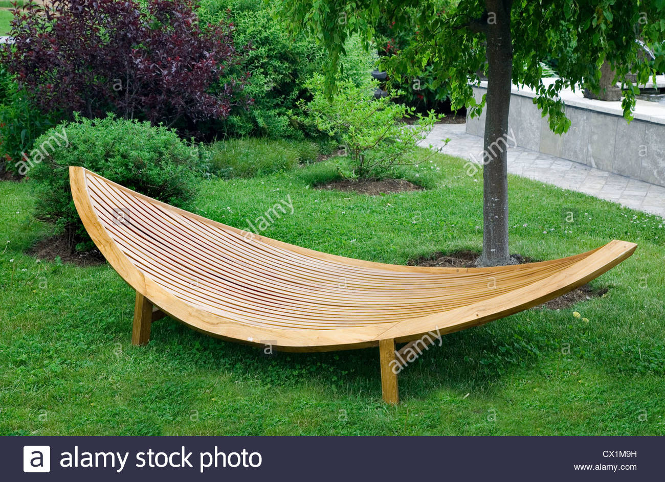 Wooden garden furniture  19