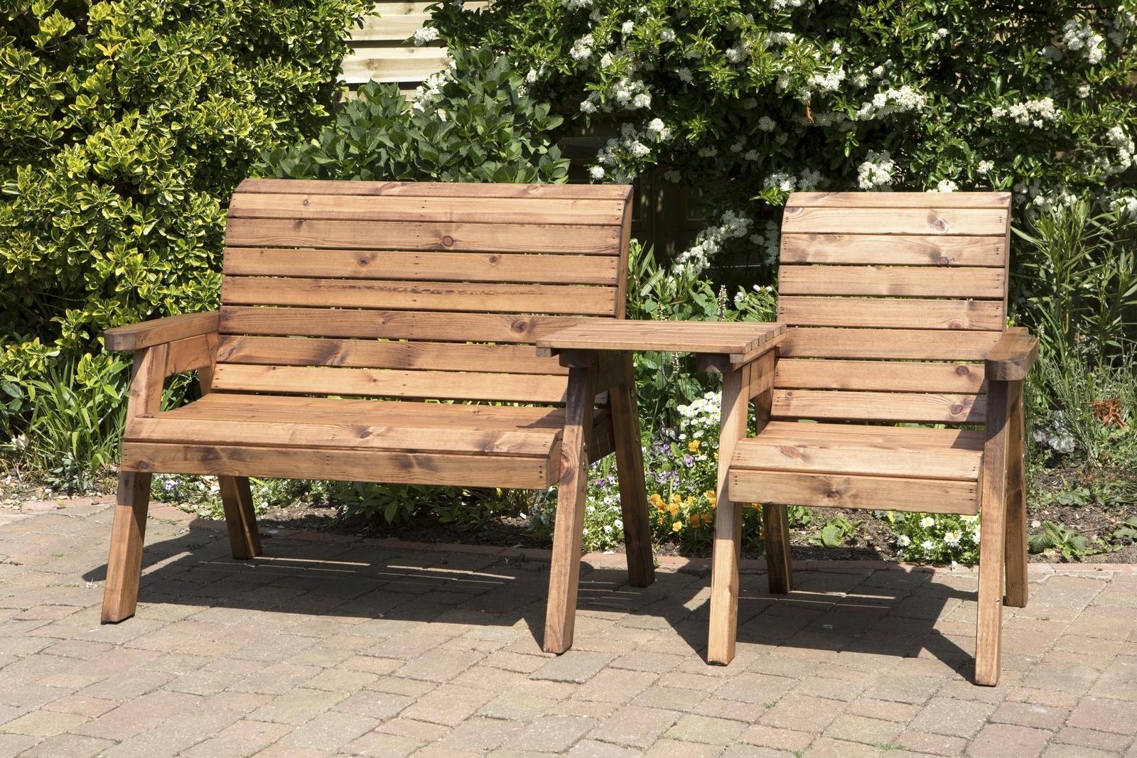 Wooden garden furniture  58