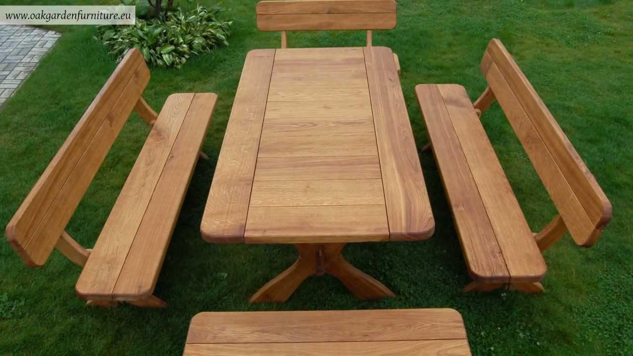 Wooden garden furniture  79