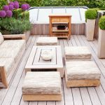 Wooden garden furniture 81