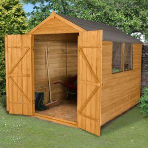 Wooden garden sheds  54