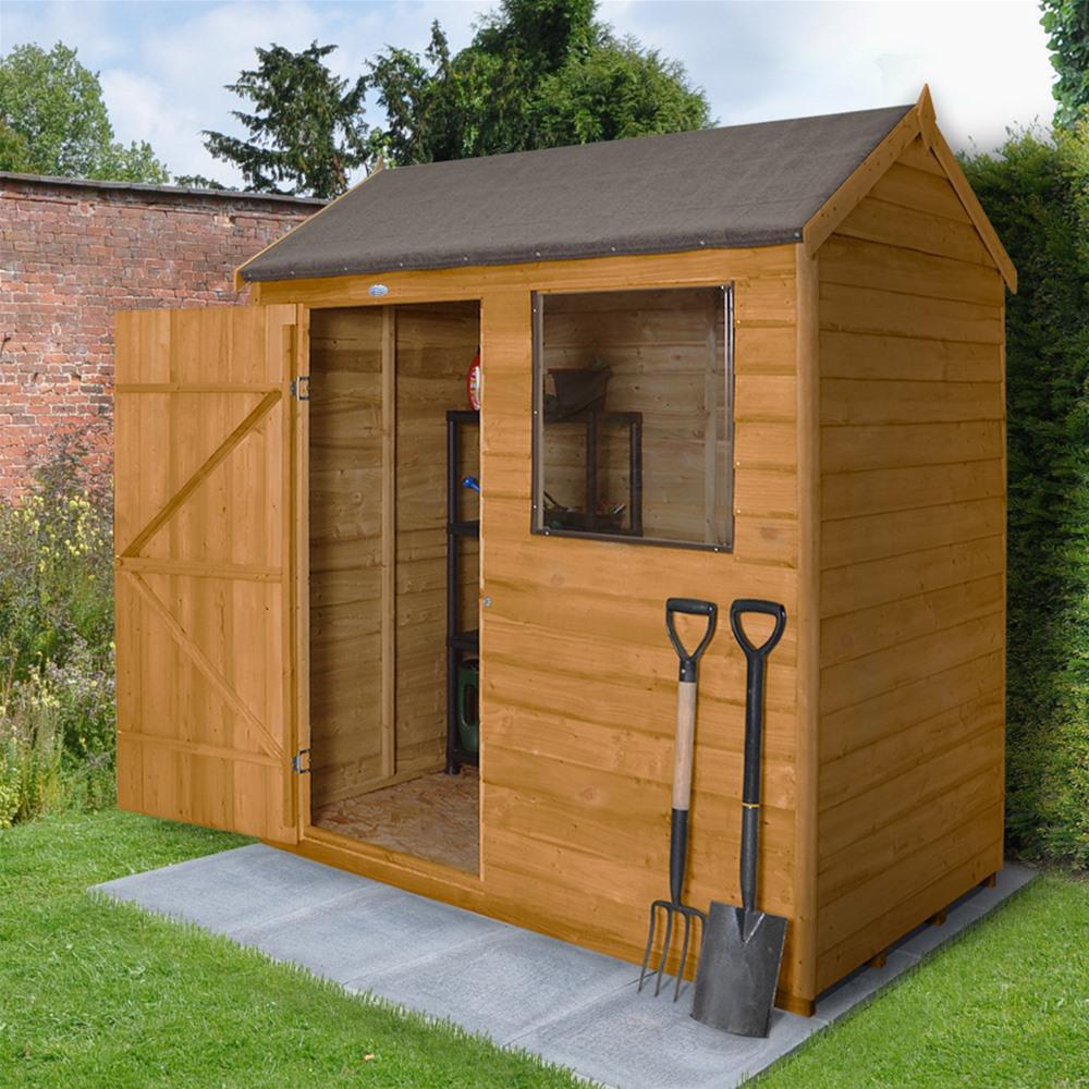 Wooden garden sheds  71