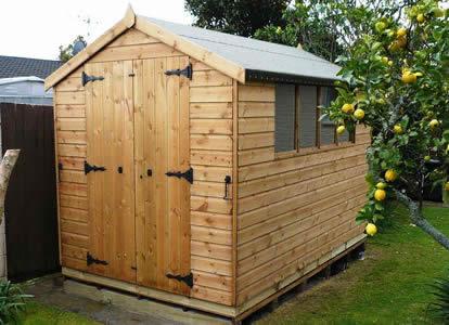 Wooden garden sheds – A desire for every garden