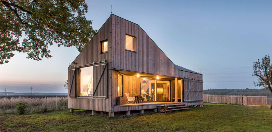 wooden house designs 35