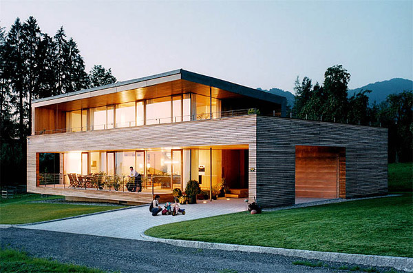 Various wooden house designs for wooden lovers