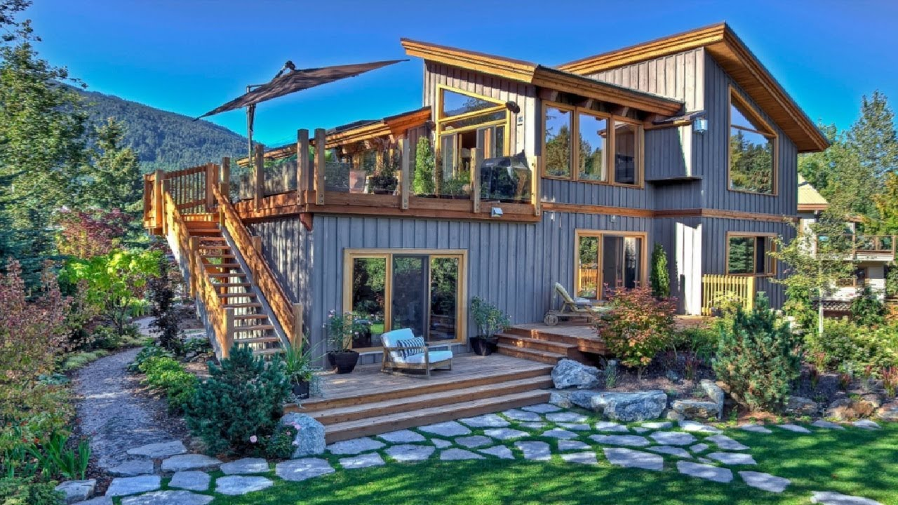 wooden house designs 80