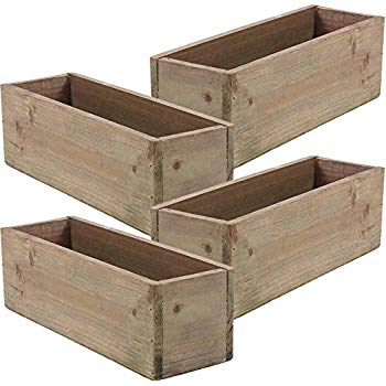 wooden planter boxes  59