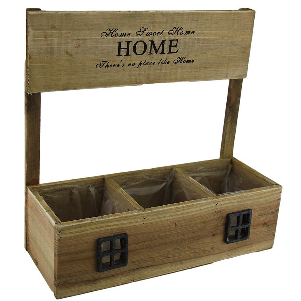 wooden planter boxes  96