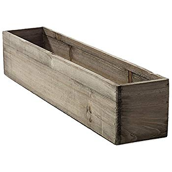 wooden planter boxes  99