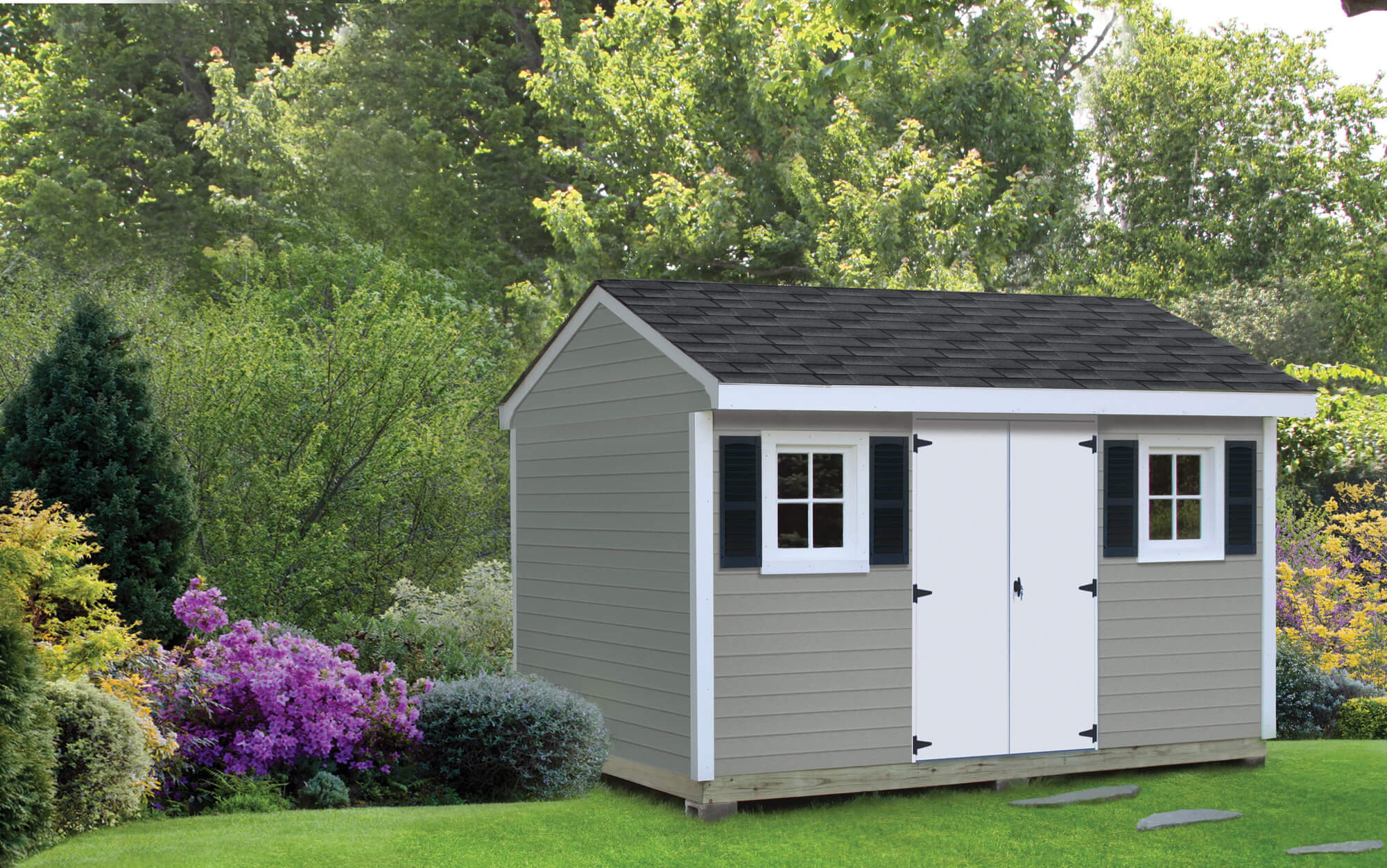 wooden sheds  06