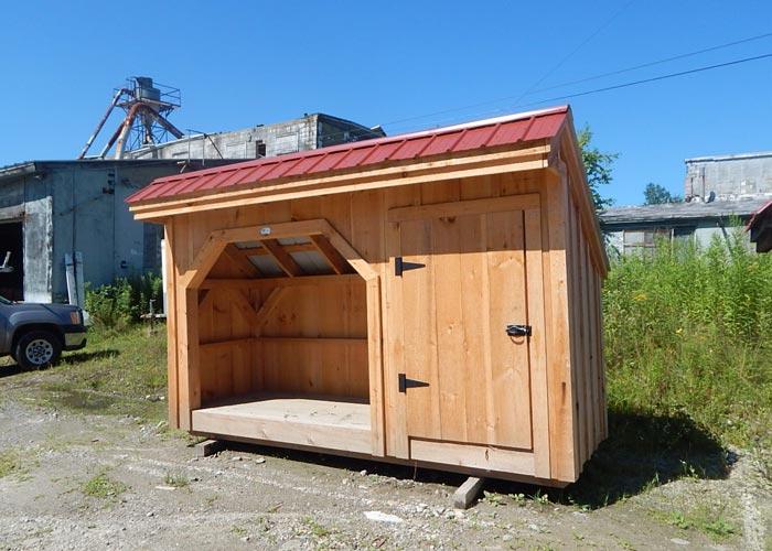 wooden sheds  19