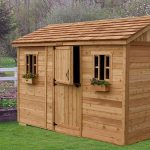 Build wooden sheds for various purposes