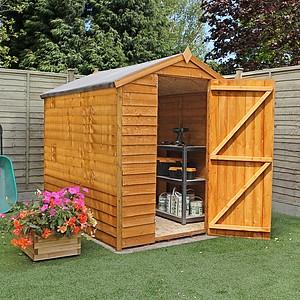 wooden sheds  50