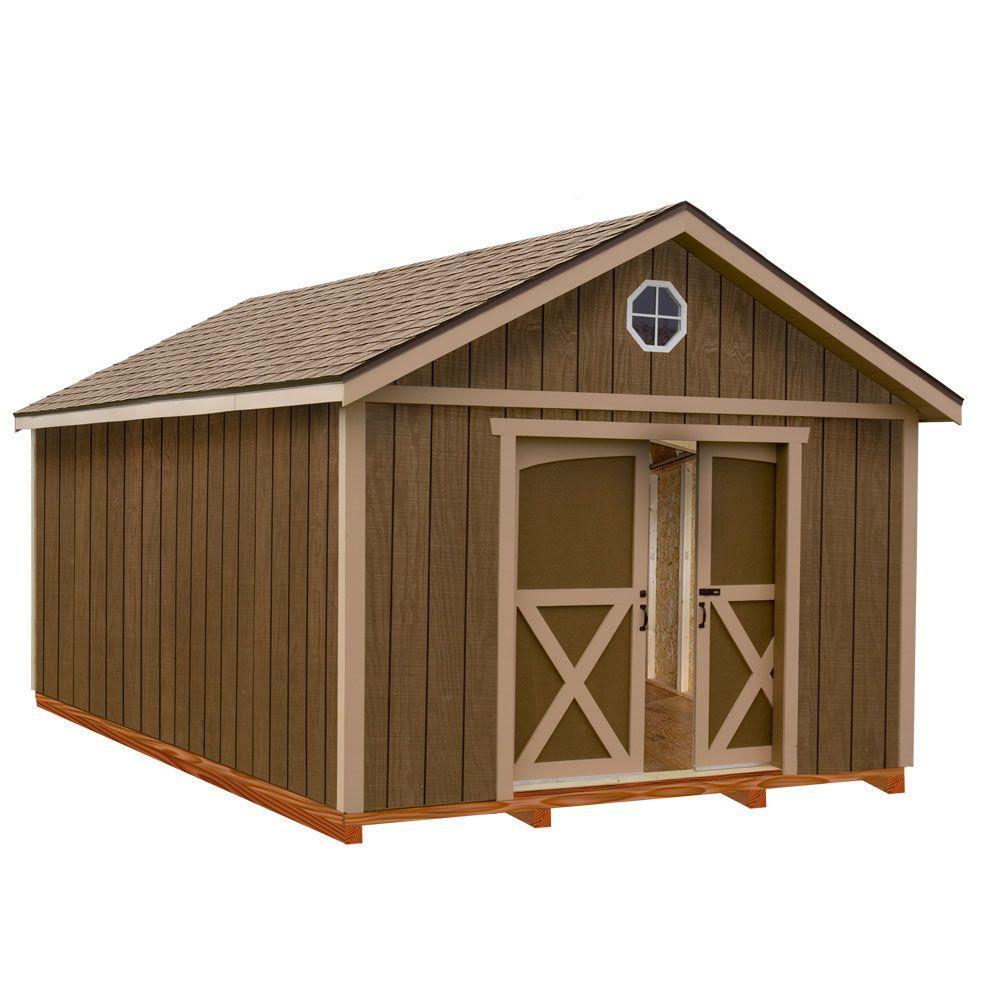 wooden storage sheds  02