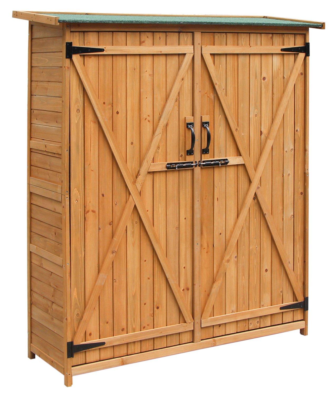 wooden storage sheds  38