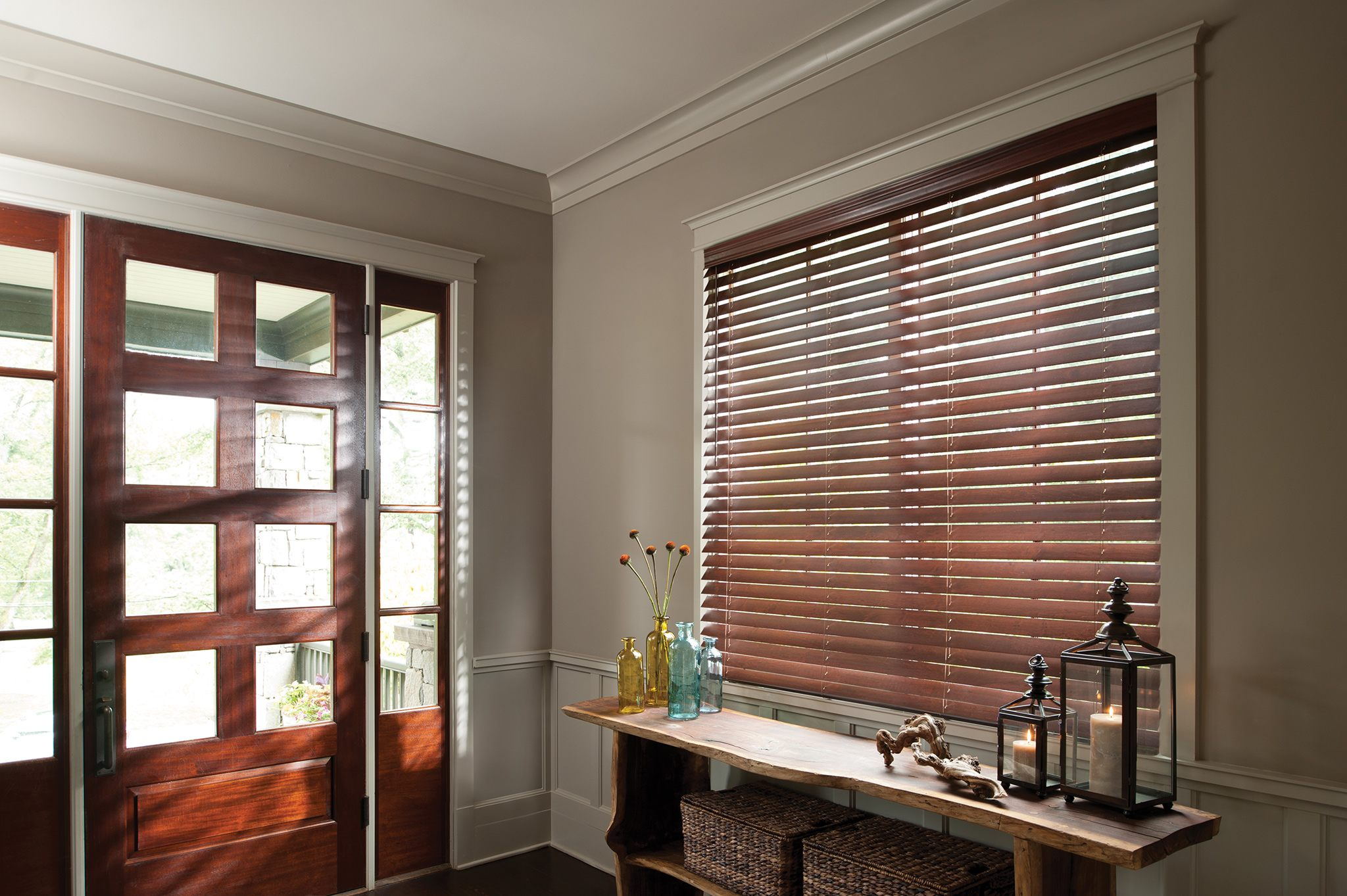 wooden venetian blinds  11