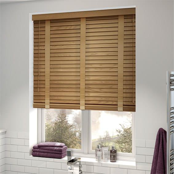 wooden venetian blinds  84