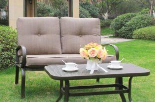 wrought garden iron furniture  29