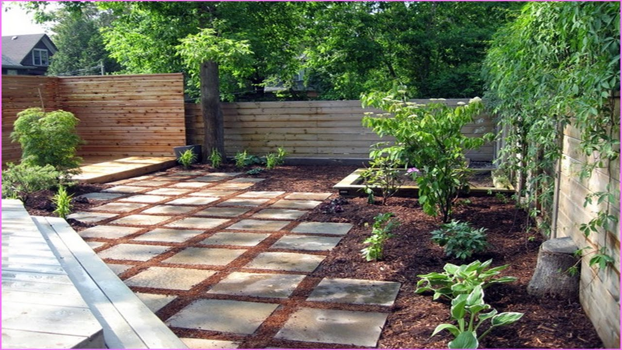 Create your own little world with these excellent yard ideas