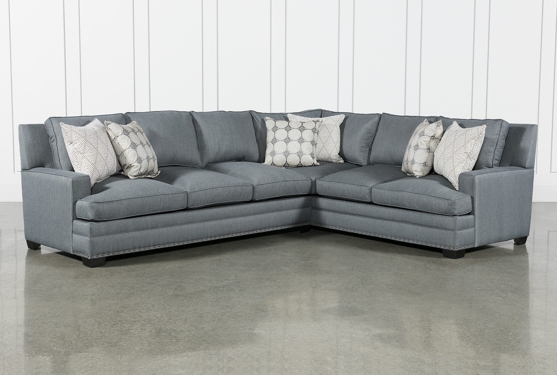 Linden 2 Piece Sectional | Living Spaces
