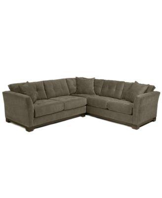 Multi-piece furniture – 2   piece sectional sofa