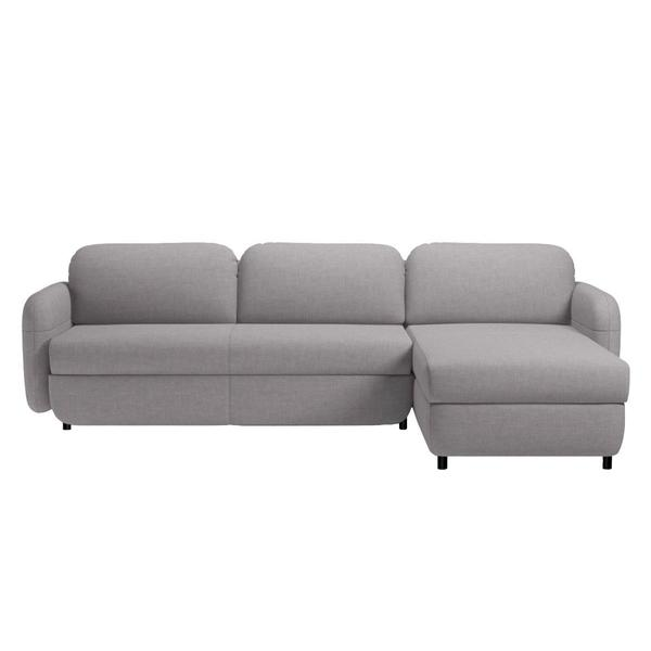 Bolia Fluffy 3 Seater Sofa Bed w/ Chaise Longue by Hertel +