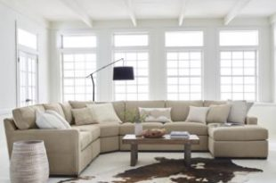 Furniture Radley 5-Piece Fabric Chaise Sectional Sofa, Created for