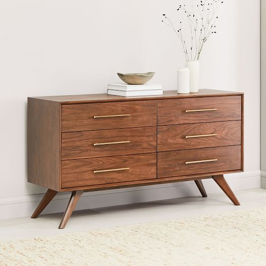 Wright 6-Drawer Dresser | west elm