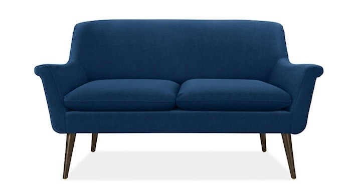 10 Easy Pieces: Curvaceous Loveseats, Luxe Edition - Remodelista