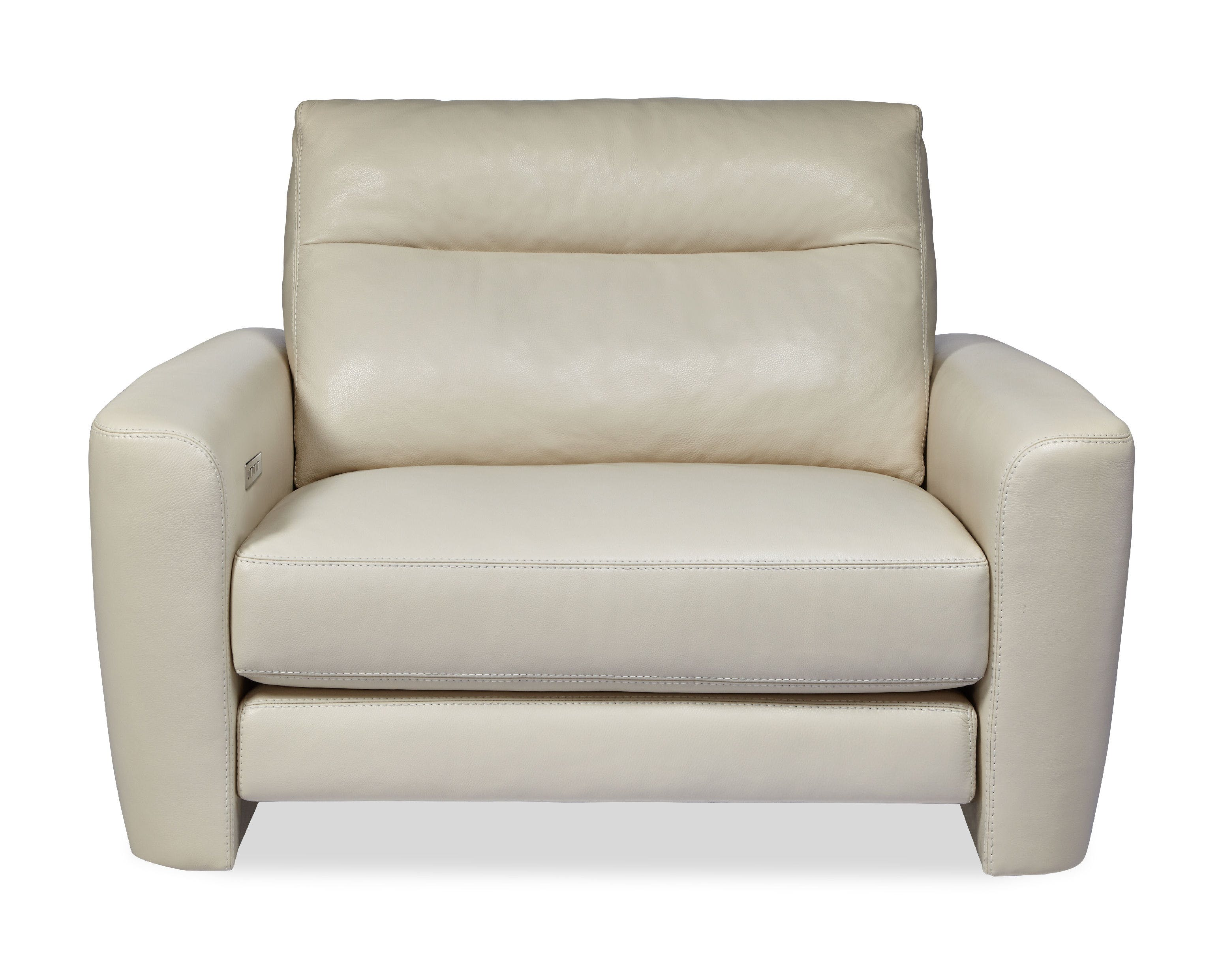 American Leather Living Room Chair and a Half CLS-CH2-ST - McArthur