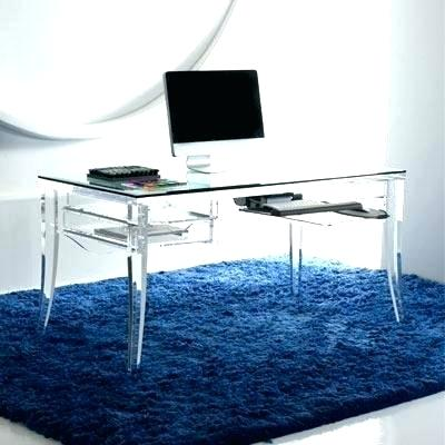 Acrylic Office Desk Acrylic Desk u2013 maennermode.co
