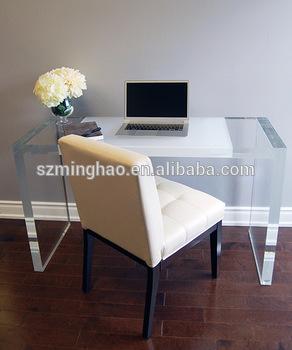 New Design Acrylic Desk,Clear Acrylic Desk - Buy Acrylic Office Desk