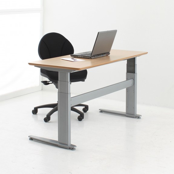 Conset - 501-27 Sit Stand Desk   Sit Stand Store