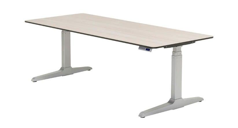 Shop Workrite Sierra HX Rectangular Adjustable Height Desks