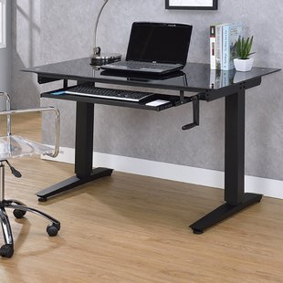 Adjustable Stand Up Desk | Wayfair