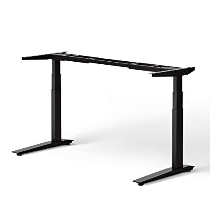Amazon.com : Jarvis Standing Desk Frame Only - Electric Adjustable