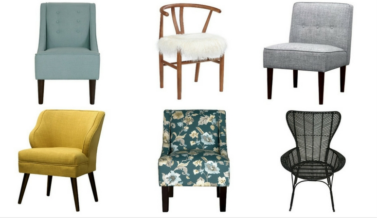 7 Affordable Accent Chairs Under $200 | Birkley Lane Interiors