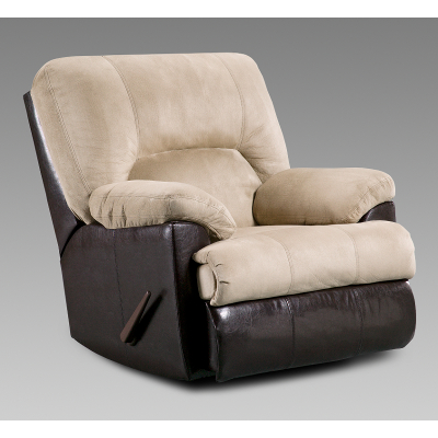 Affordable Furniture Mfg Recliners 2800 Laredo mocha (Manual) from