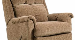 Affordable Furniture Mfg Recliners Tahoe 2100 - Brown (Manual) from
