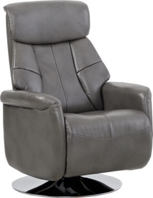 Croxley Gray Swivel Recliner | home improvements | Recliner, Swivel