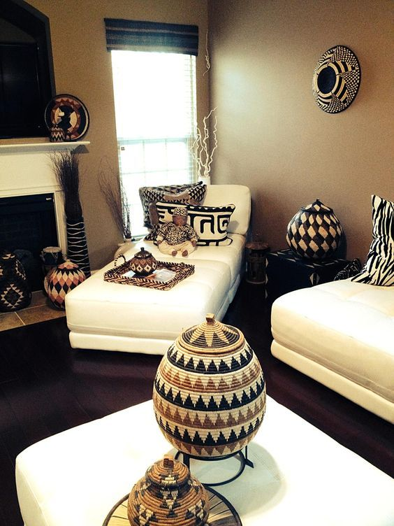 35 Exotic African Style Ideas For Your Home