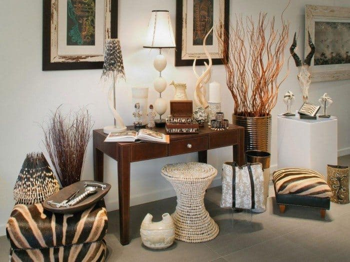 Exotic And Unique African Decor For Your Home Interior | Wearefound