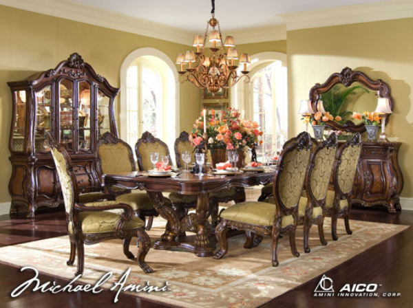 Chateau Beauvais Dining Set Aico Furniture
