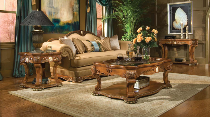 AICO Furniture Living Room Collections