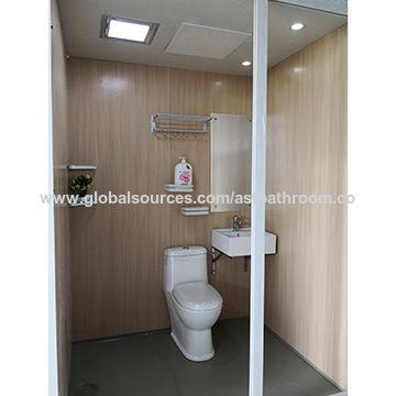 China Modern SMC shower room unit all in one design bathroom pod on