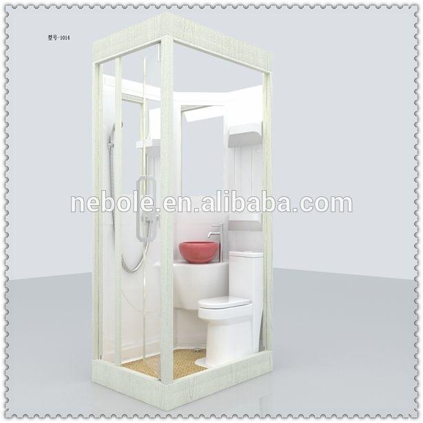 All In One Bathroom Units Prefab Bathroom N-1014 , Find Complete