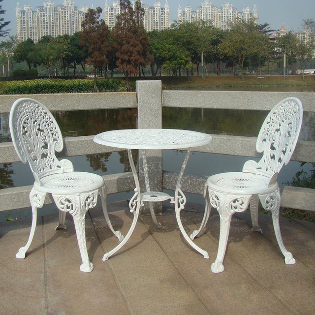 Understanding Cast Aluminium Garden Furniture In Detail