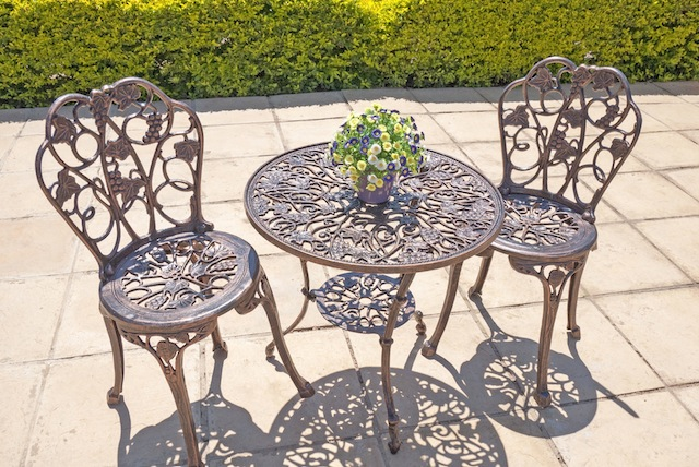 Anray Manufacturers | Aluminium Garden Furniture