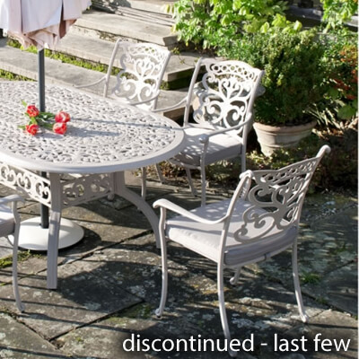 Get affordable aluminium   garden furniture